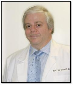 New Jersey Cosmetic Dentist Dr. Jerry Strauss