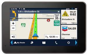 RV, GPS, Navigator, Cloud, Sani Dump Stations, RV Dump Stations, Yelp, Redbox