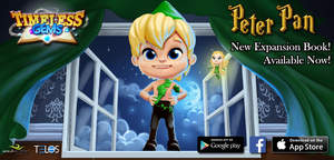 Soul and Vibe Launches Peter Pan Expansion for Timeless Gems