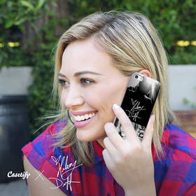 Hilary Duff Helps Turn Social Images Into a Conversation with Casetify