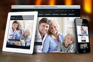 Innovative Dental and Rosemont Media Collaborate to Launch New Responsive Website