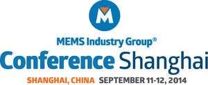 MEMS Industry Group Conference Shanghai