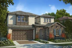 azalea, christopher homes, rosedale new homes