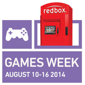 Redbox Games Week Is Back August 10-16