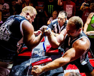 UAL8 - Ultimate Armwrestling League