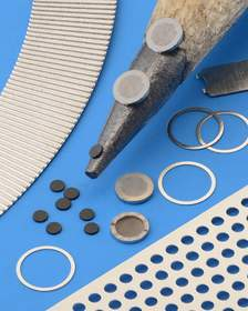 VECO Precision Photo-Etched Medical Parts