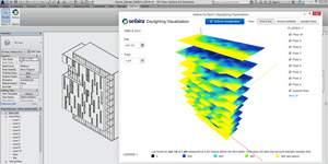 daylighting visualization, performance-based design, Revit, Sefaira
