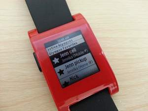 Glympse is now available on Pebble smartwatches.