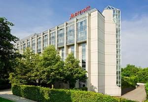 Modern hotel Munich