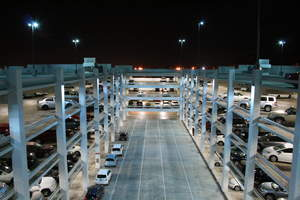 Bright Light Systems plasma fixtures have increased safety and security at the newly renovated Marin Airport in San Juan, Puerto Rico.