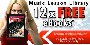LearnToPlayMusic.com rolls out Free Music Lessons eBook Library for kids, students and parents