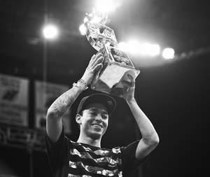 DC Skater Nyjah Huston Wins 2014 Street League Super Crown