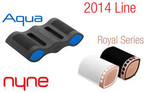 NYNE Royal Series and Aqua On Display at IFA