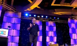 Pizza Patron's Brand Director, Andrew Gamm, Speaks at Hispanic Retail 360