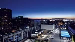Los Angeles Hotel Suites
