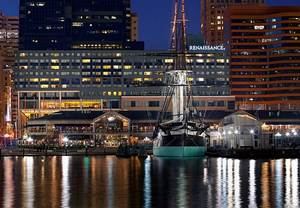 Baltimore Inner Harbor luxury hotels