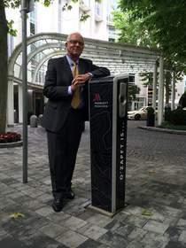Munich Hotel GM Erich Zuri