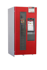 AutoCrib, TX750, Dual-Tambour Door, Industrial Vending, Manufacturing
