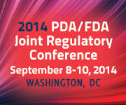 Enterey - PDA FDA Joint Regulatory Conference