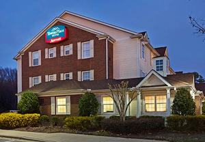 Extended Stay hotel Charlotte NC