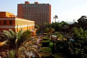 Cairo Egypt Palace Hotel
