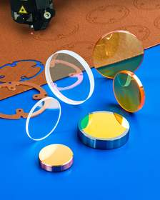 Laser Research CO2 Laser Lenses and Mirrors