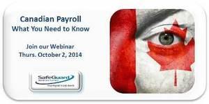 Canada Global Payroll