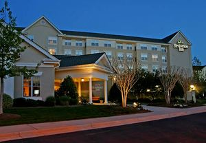 Extended stay hotel in Raleigh North Carolina