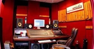 Audio Engineer Sound Board