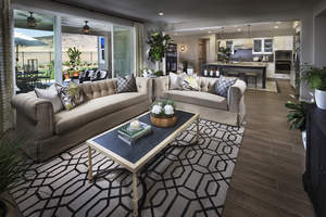 Brookfield Residential is building new Temecula-close homes at Liberty at Morningstar Ranch, where amenities range from chef-caliber kitchens to three-car garages.