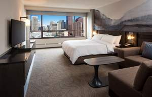 Calgary luxury hotels