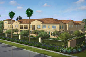 Brookfield Residential, new homes, lake forest, lake forest real estate, village of foothill ranch