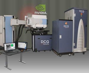 Meridian WS-DP for Full Wafer EFA Under Production Conditions