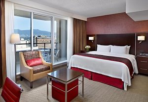 Hotels in downtown Vancouver