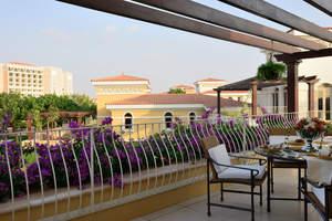 Waterfront hotels Abu Dhabi