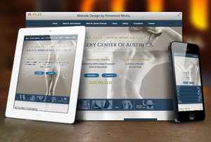 Plastic Surgeons in Austin Announce a New Responsive Web Design