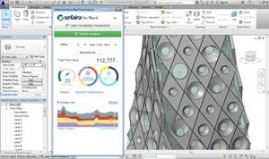 real-time energy analysis, real-time daylighting visualization