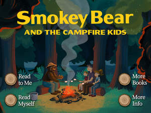 Smokey Bear and the Campfire Kids