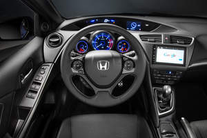 NVIDIA Tegra powers the new Honda Connect infotainment system first launching on the 2015 Honda Civic in Europe.