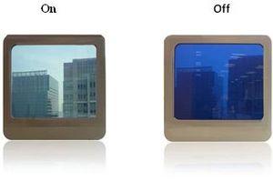 "AGC's ""WONDERLITE"" SPD-SmartGlass Window"