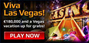 Jackpot Factory - Viva Las Vegas competition
