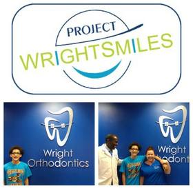 Project WrightSmiles, Wright Orthodontics, Braces, Invisalign, Marietta Georgia, Atlanta Georgia