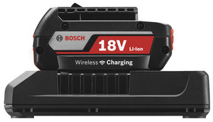 Bosch Power Ready Wireless Battery and Charger