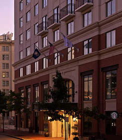 Downtown New Orleans hotel deals