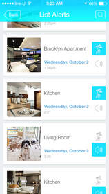 link-U Hybrid SmartCam App Screenshot