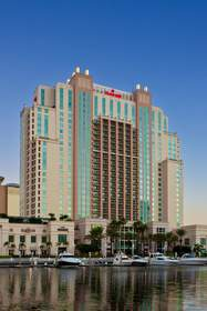 Tampa hotel deal