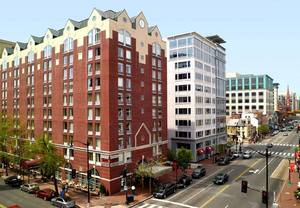 Hotels in Washington DC downtown