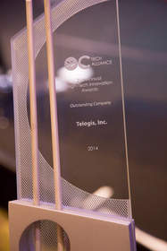 oc tech alliance, telogis, award, innovation, connected vehicles, gps tracking, technology