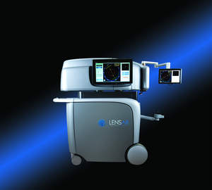 LENSAR Laser System for refractive cataract surgery