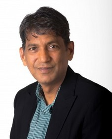 Kumar Sreekanti, co-founder and CEO of BlueData
